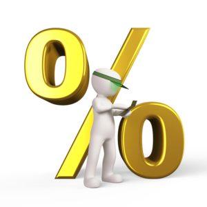 převod stupňů na procenta