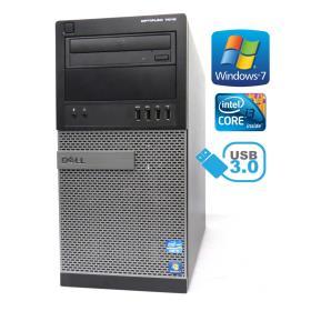 Dell Optiplex 7010 i3 3240 3,40Ghz 4GB RAM 240GB SSD HDD DVD W7P