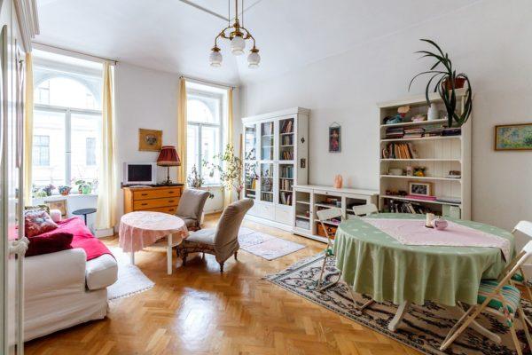 Dražba bytu